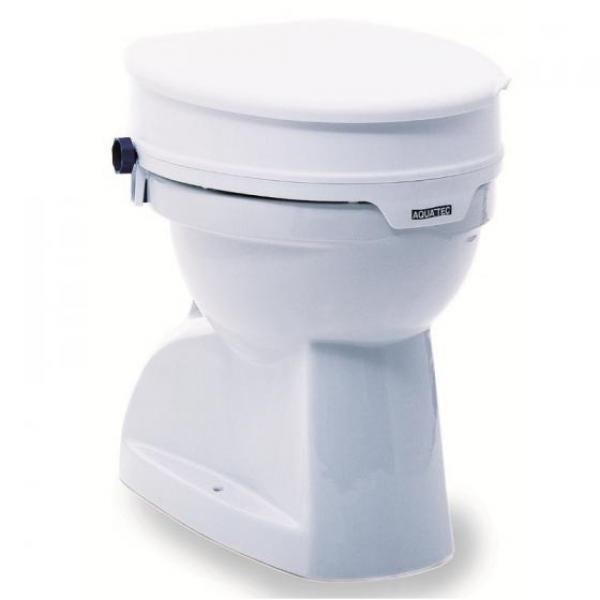 Les rehausses toilettes AQUATEC de la marque Invacare