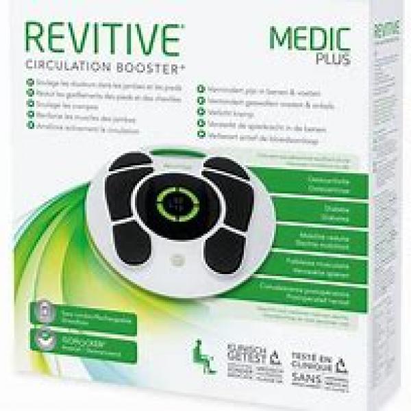 Le stimulateur circulatoire REVITIVE