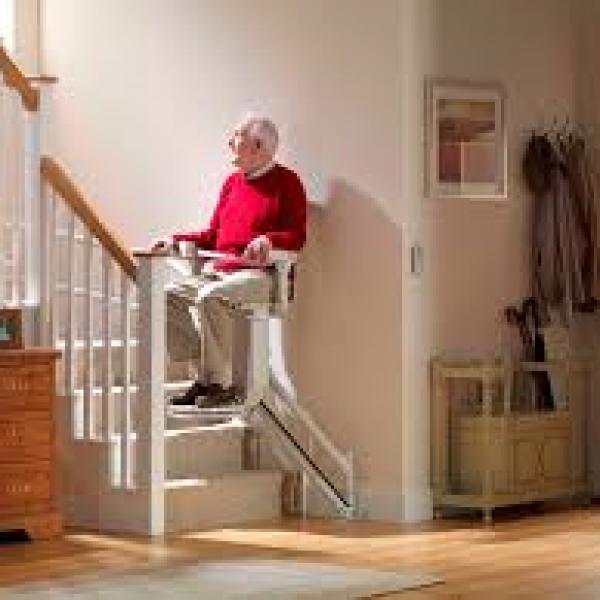 Avez vous pensé au monte escalier STANNAH